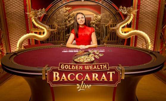 golden wealth baccarat