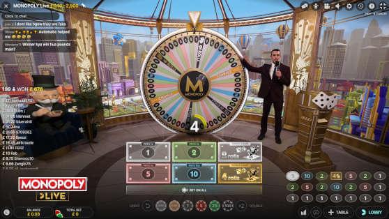 monopoly dream catcher