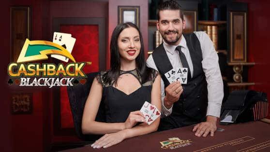 playtech cashback blackjack live
