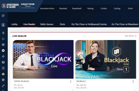barstool sportsbook and casino live dealer studio