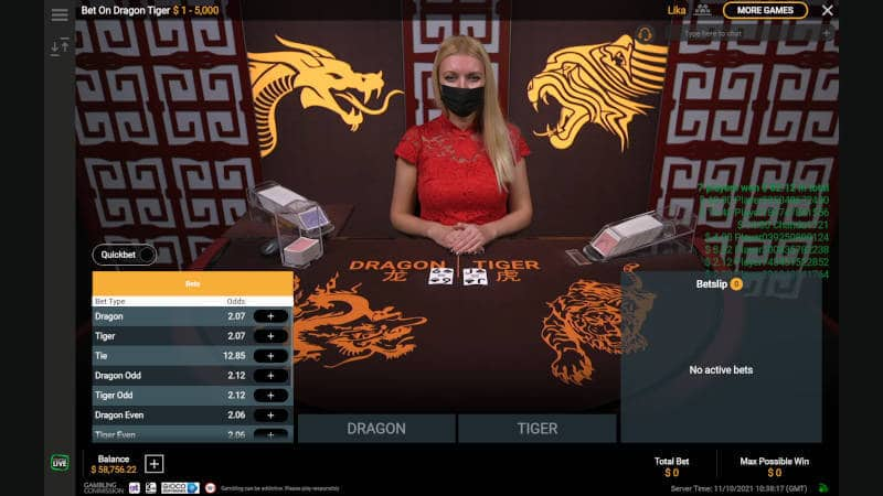 playtech bet on baccarat betting time
